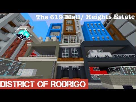 District Of Rodrigo   The 619 Mall/ Heights Estate