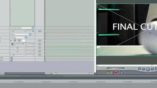 Masking Text Final Cut Pro Tutorial