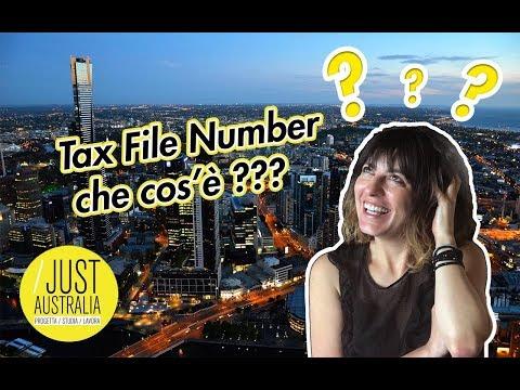 Tax File Number: Che Cos'è E Come Si Richiede