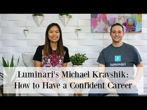 Michael Kravshik Interview: How to Have a Confident Career