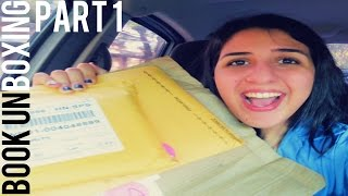 BOOK UNBOXING MADNESS PART 1: Fast and Furious Edition