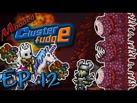 Terraria Modded Clusterfudge| Ep 12: The Magical Loot Goblin