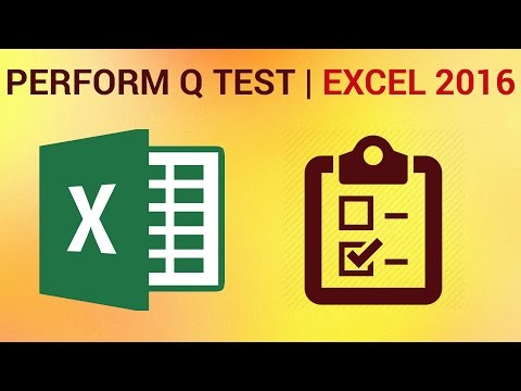 How to Perform a Q Test to Find Outliers in Excel 2016
