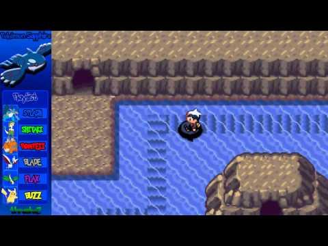 (50)Let's Play Pokemon Sapphire: Underwater Adventure