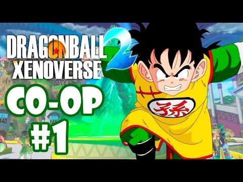 DRAGON BALL XENOVERSE 2 CO-OP #1 - GOHAN CHATO