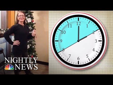 New Diet Says Limit Hours Spent Eating Instead Of Calories | NBC Nightly News