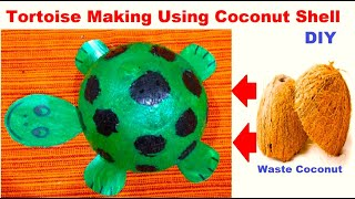 Best Out Of Waste Project From Coconut Shell Videos 9tube Tv