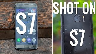 Samsung Galaxy S7 review - shot with Galaxy S7