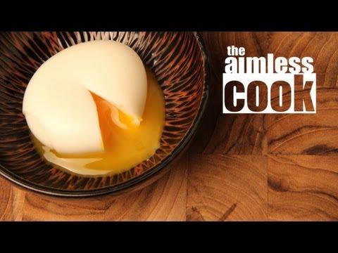Onsen Tamago - Japanese Hot Spring Egg
