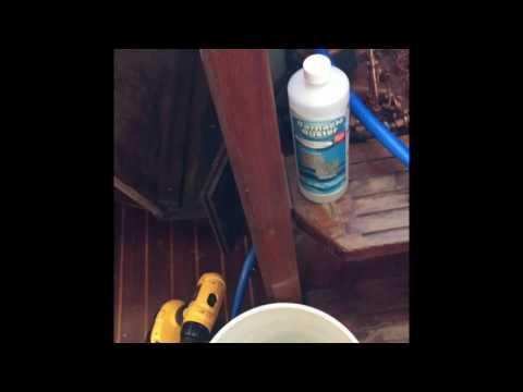 Cleaning Heat Exchanger