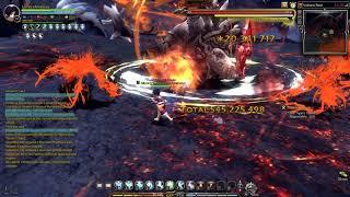 KDN] Dragon Nest Moonlord Solo Typhoon Kim Nest 35F - PakVim