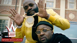 "Smoke DZA & Pete Rock ""Black Superhero Car"" Feat. Rick Ross (WSHH Exclusive - Official Music Video)"