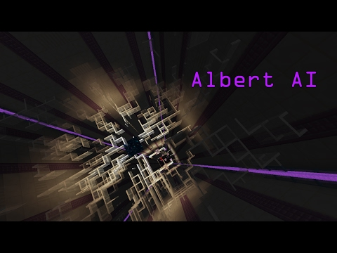 Minecraft: Albert AI - A Self-Learning Chatbot (Vanilla 1.11 | 1.12)