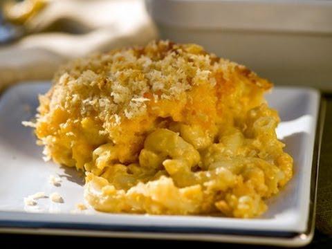 Baked Macaroni and Cheese Recipe, Jan Charles