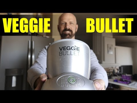Veggie Bullet Review, Part 1: First Look