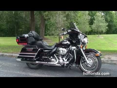 Used 2011 Harley Davidson Ultra Classic Electra Glide Motorcycles for sale