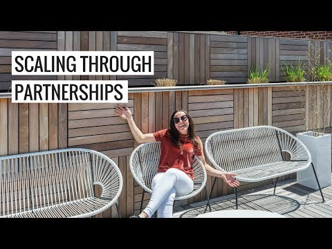 IN PROGRESS XXI- Scaling Through Partnerships