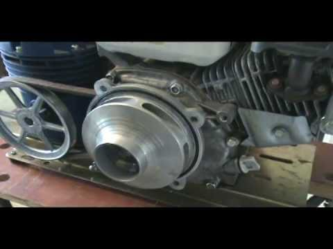 Keene 4 inch gold dredge pump repair