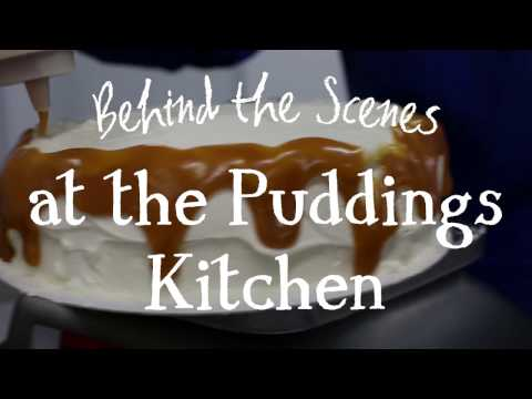 Behind the Scenes at COOK Puddings