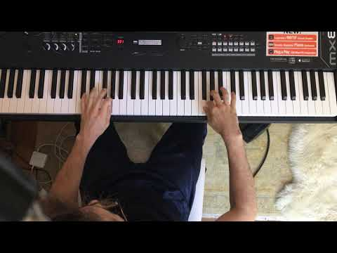 Piano Fingerings for Scales