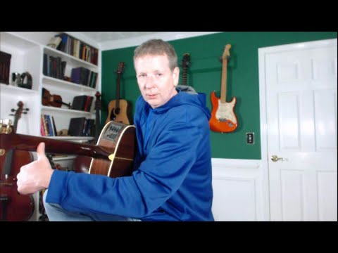 Guitar 101: Posture -- Holding Your Guitar and Positioning Your Fingers