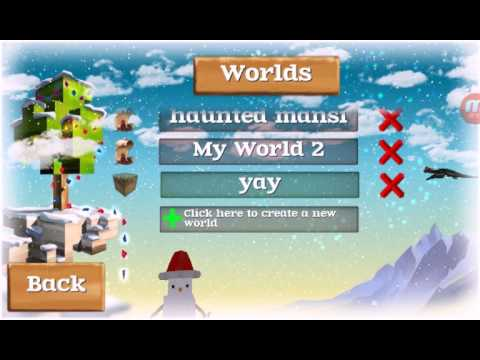 Block story seed mountains
