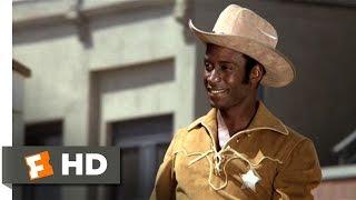 Welcome, Sheriff - Blazing Saddles (4/10) Movie CLIP (1974) HD