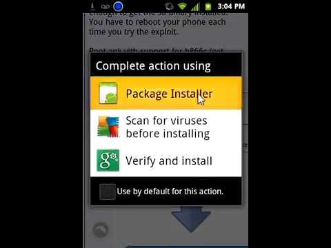 How to root your LG Optimus Elite UPDATE 2014!! Android