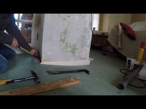 Howto: Removing Skirting