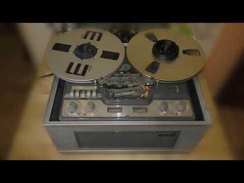 Revox G36 Christmas tape