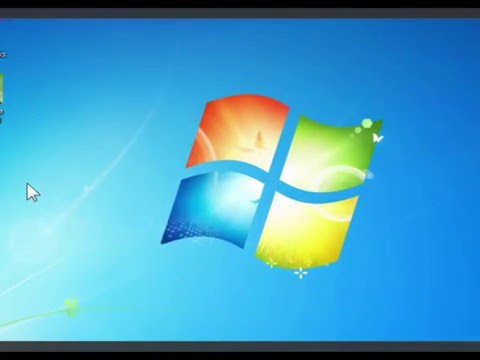 How to create a password protected folder in windows 7.