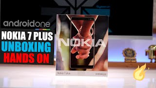 Nokia 7 Plus Unboxing : India Launch With Android One : iGyaan