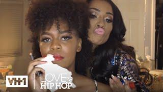 Karlie Redd's 'Fierce Lip' Makeup Tutorial   Love & Hip Hop: Atlanta