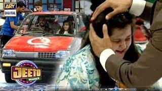 Q- Mobile car winner in Jeeto Pakistan - Jeeto Pakistan