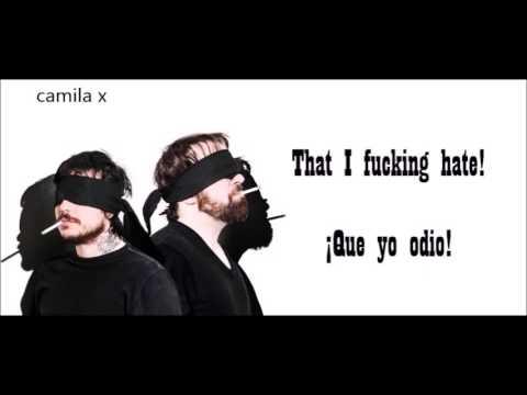 Death Spells - Hate Unconditional -  Lyrics (English/Spanish)