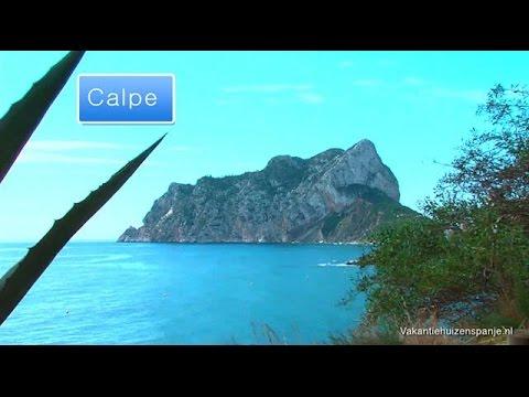 Calpe, bekend van de rots van Ifach en een heerlijk vakantieoord!