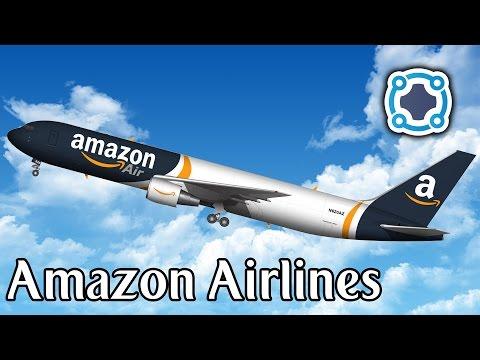 Amazon Starts Their Own Airline