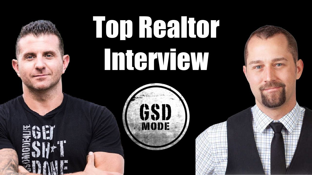 New Realtor Sells 25 Deals 1st Year, 47 in 2nd Year and Is On FIRE | GSD Mode Podcast Interview