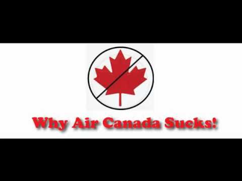 Part 2. Air Canada  The shocking way they treated one of it's customers!