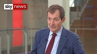 Alastair Campbell: Leavers
