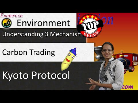 Carbon Trading & Kyoto Protocol: Understanding the 3 Mechanism