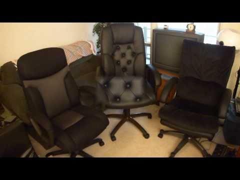 Valerian - Gelvas - Mesh fabric office chair analysis