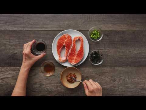 Pan Fried Miso Salmon - Tesco Recipe