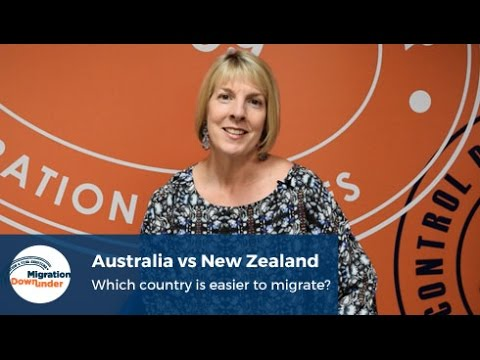 Australia Vs New Zealand - Which Country is easier to migrate?