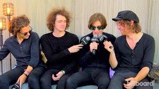 Catfish and the Bottlemen on Working With Ewan McGregor: Lollapalooza 2015