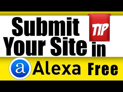 How to Submit and Verify  Your Website in Alexa for Free  - MUB