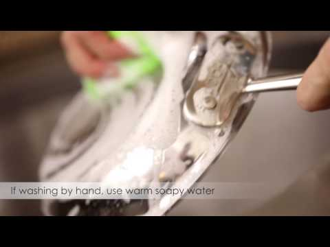 All-Clad: How to Clean Stainless Steel Cookware
