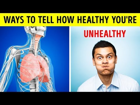 He Checked His Health Using This Method, Turns Out His Lungs Are Weak