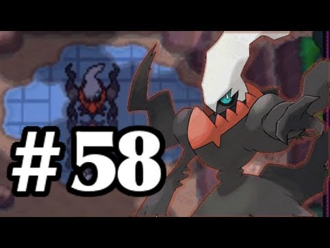 Let's Play Pokemon: Platinum - Part 58 - DARKRAI