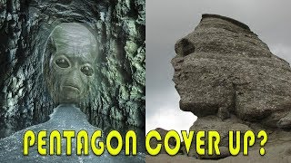 Alien Life HIDDEN Underneath The Carpathian Sphinx?